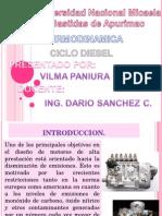 Ciclo Diesel - Vilma p. g.