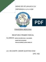 Panadaria Mexicana Completa