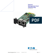 Network Management Card (Network-MS)
