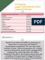 Diagnosis & Program Penanggulangan Tuberkulosis Paru Pada Lingkungan Keluarga