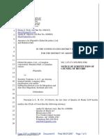 Global Royalties, Ltd. et al v. Xcentric Ventures, LLC et al - Document No. 8