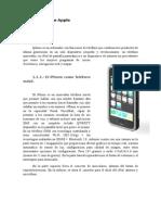 Historia Iphone-2015