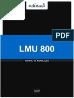 Manual LMU800