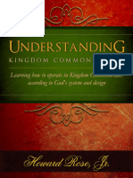 Understanding Kingdom Commonwealth One Chapter Sample