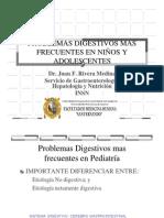 06. Problemas Digestivos- 2013