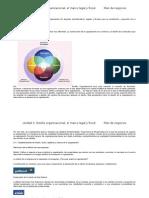 U. 3 Diseño Organizacional, El Marco Legal y Fiscal