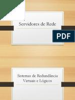 13. Sistemas de Redund_ncia, Virtuais e L_gicos.pdf