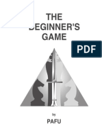 TheBeginner'sGame