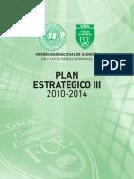 Plan Estrategico FCE 2010_2014