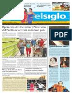 Edicion Impresa El Siglo 24-07-2015