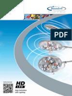 Astramax HD - LED Brochures