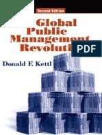 The Global Public Management Revolution