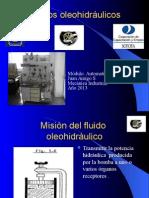 fluidos oleohidrulicos