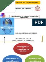 TRATAMIENTO DE LA CONTAMINACION DEL AMBIENTE.pptx