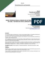 """Bases teóricas para el esbozo de un tributo ambiental en cuba. """"estudio de caso el impuesto de playas.pdf"""
