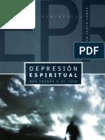 D.martyn Lloyd Jones, DEPRESION ESPIRITUAL, Sus Causas y Su Cura
