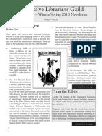 PLG-UA Newsletter 2(2)