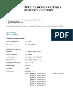 2. Pipeline Design-Hydrotest