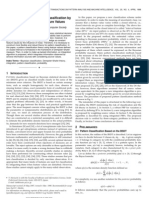 IEEE Pap[er - Decision Rule for Pattern Clasification