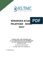Kerangka Acuan Pelatihan Bidan 2013