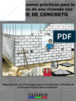 Manual Popular Bloque Concreto