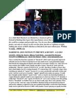 Daredevil (2015) Netflix TV Preview & Review - DLW - David L. $Money Train$ Watts - FuTurXTV & Funk Gumbo Radio - 4-23-2015
