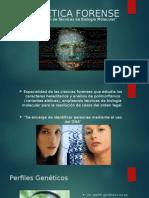Genetica Forense BM