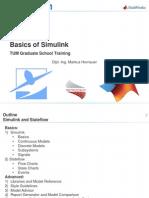 Training TUM GS Simulink 14b