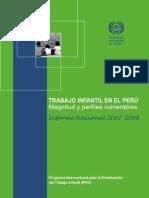 Peru Informe Nacional 2007-2008 (1)