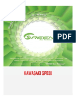 Maintenance Manual for GPB30