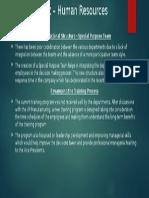 VP – Human Resources