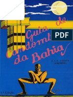 Guia Do Candomble Da Bahia