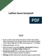 Latihan Kasus Komposit 2 2012