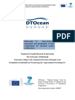 DTOcean - Optimal Design Tools for Ocean Energy Arrays