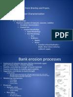 Lecture 17-10-24 Bank Erosion Dean