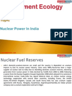 Nuclear Power in India.ppt