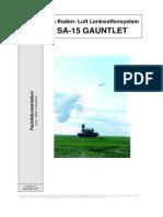SA-15 Gauntlet (9K330 Tor)