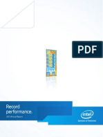 Intel 2011 Annual Report and Form 10-K