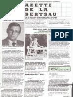 Gazette de la Robertsau N° 1