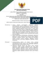 Perbawaslu No. 9 Tahun 2015 ttg Tata Naskah Dinas.pdf