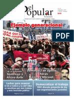 El Popular 317 Órgano de Prensa Oficial del Partido Comunista de Uruguay