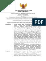 Perbawaslu No. 14 Tahun 2015 ttg Pengawasan Rekapitulasi dan Penetapan Pemilihan.pdf