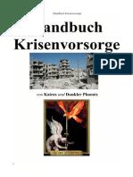 Hand Buch Kris Env or Sorge 2