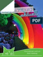 Bad Harzburg aktuell August / September 2015