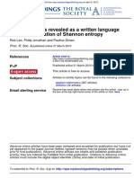 New Pictish Language - Proceedings of the Royal Society A