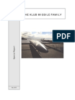 THE KLUB MISSILE FAMILY