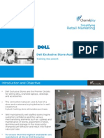 Dell Exclusive Stores Audit - Training Document (2015-07)