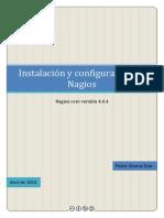 Guia Instalacion y Configuracion NAGIOS