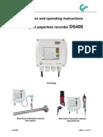 DS400 en Manual V1.20