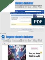 Pengantar Informatika Dan Internet